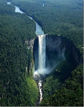 Kaieteur Falls, Potaro River, Guyana