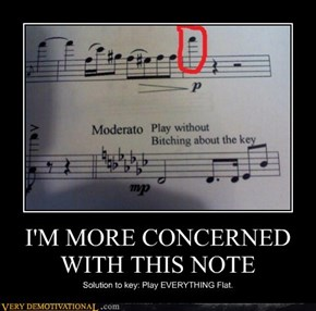 That One Note You Hate.
