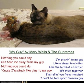"""My Guy"" by Mary Wells & The Supremes"