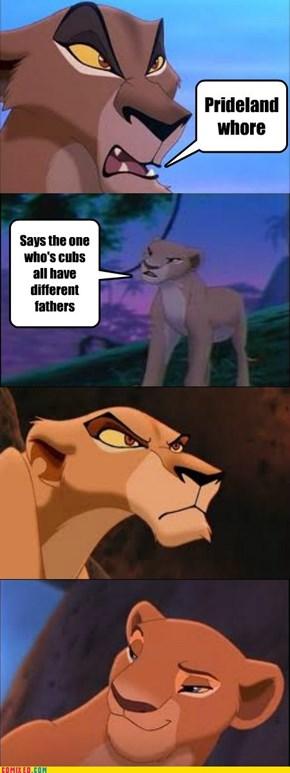 Lion Sting