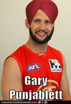 Gary Punjablett