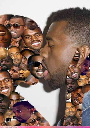 Kanye + Kanye = True Romance