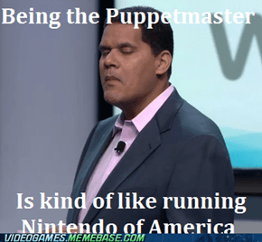 Like a Nintendo Boss