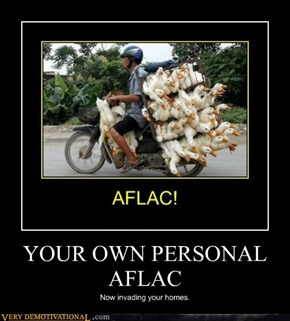 YOUR OWN PERSONAL AFLAC