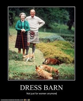 DRESS BARN