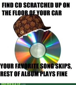 Scumbag CD