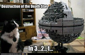 We have found a weakness in the Death Star