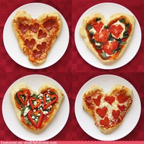 Epicute: I Love You, Pizza