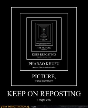 KEEP ON REPOSTING