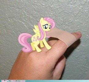 Fluttershy Makes Everything Better