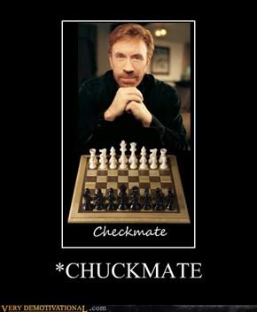 *CHUCKMATE