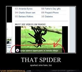 THAT SPIDER