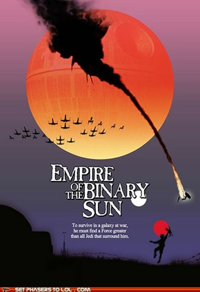 Star Wars - Empire of the Binary Sun