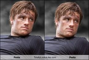 Peeta Totally Looks Like Peeta