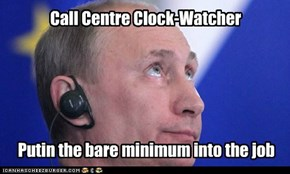 Call Centre Clock-Watcher