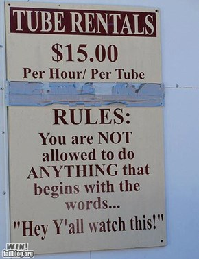 Tube Rules WIN