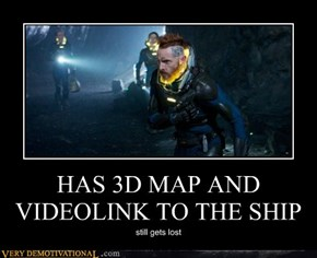 HAS 3D MAP AND VIDEOLINK TO THE SHIP