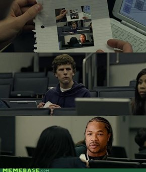 Yo Dawg, I Heard You Like Zuckerberg