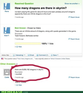 Things to do in Skyrim....