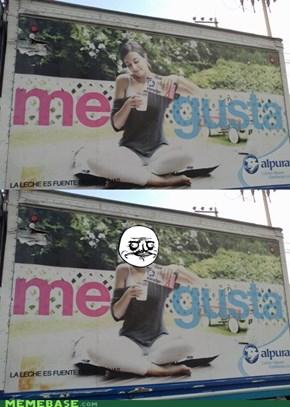 Success Kid Got a Billboard, This Should Be Next