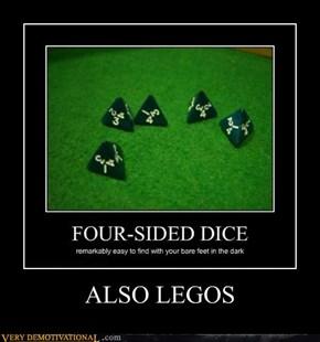 ALSO LEGOS