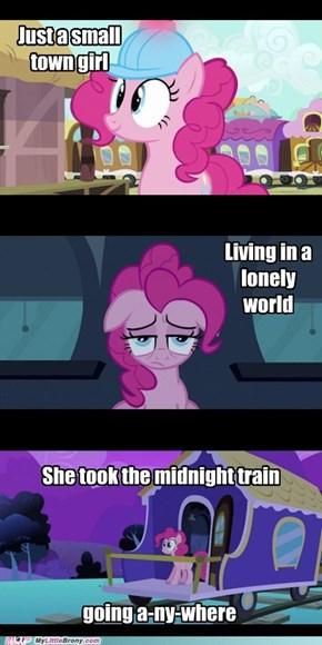 Pinkie's Journey