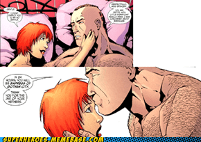 Bane Knows How to Treat a Lady