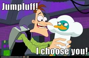 Jumpluff!  I choose you!