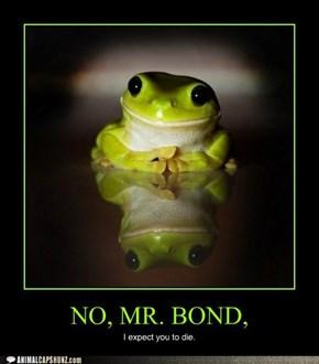 Cutest Bond Villain Ever