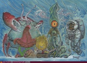 Classic: Realistic Spongebob