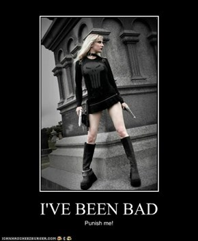 I'VE BEEN BAD