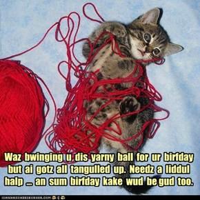 Happy Birthday Foxkatt!