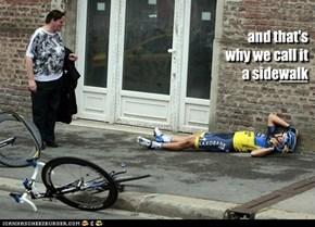 Pedestrian Pain