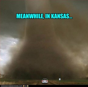 MEANWHILE, IN KANSAS...