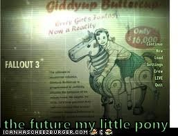 the future my little pony