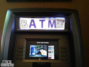 ATM Rises WIN