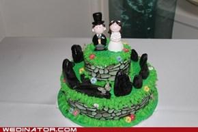 Stone Circle Cake