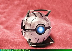 The Wheatley Pokeball
