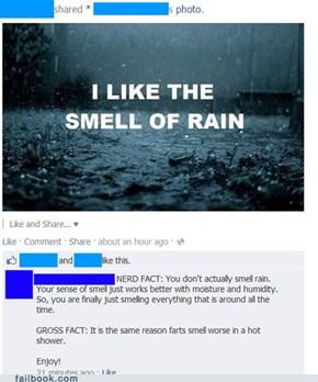 Rain Farts