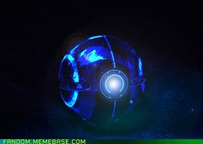 The Tron Pokeball