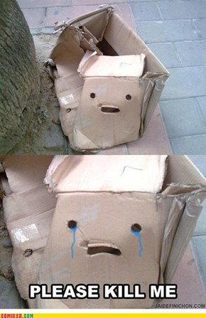 Poor Box