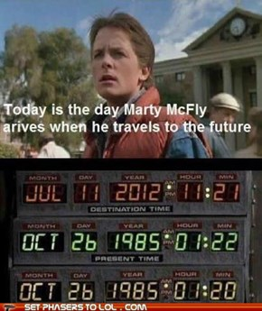 Boy, do I feel old!