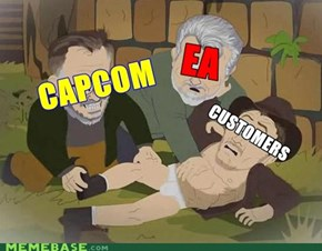 We'll Just Make Another One or Charge DLC