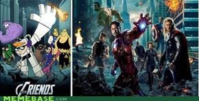 Dexter's Avengers