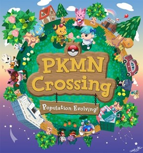 Pokémon Crossing