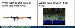Who Need an RPG When You Have Cloud
