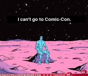 Live Meme Comic Con: Forever Alone