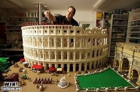 LEGO Coliseum WIN