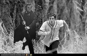 Abraham Lincoln, Vampire Sprinter?