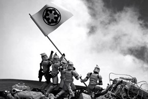 For the Republic!